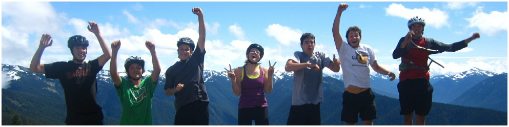 Teen Treks Pacific Northwest climbs Hurricane Ridge at Olympic National Park